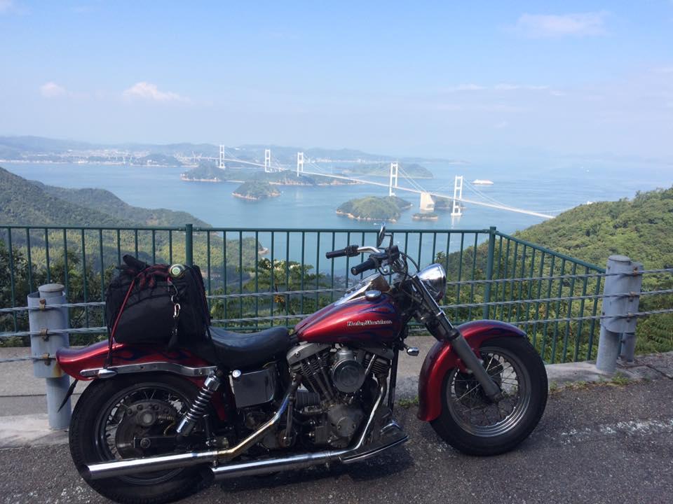 前日の大歩危渓谷から、しまなみ海道へ。とっても、よい眺め〜_14080007_695127857308889_844887592275614263_n