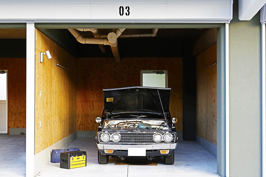【TOMEI-BASE】ガレージ全体_MG_9541s