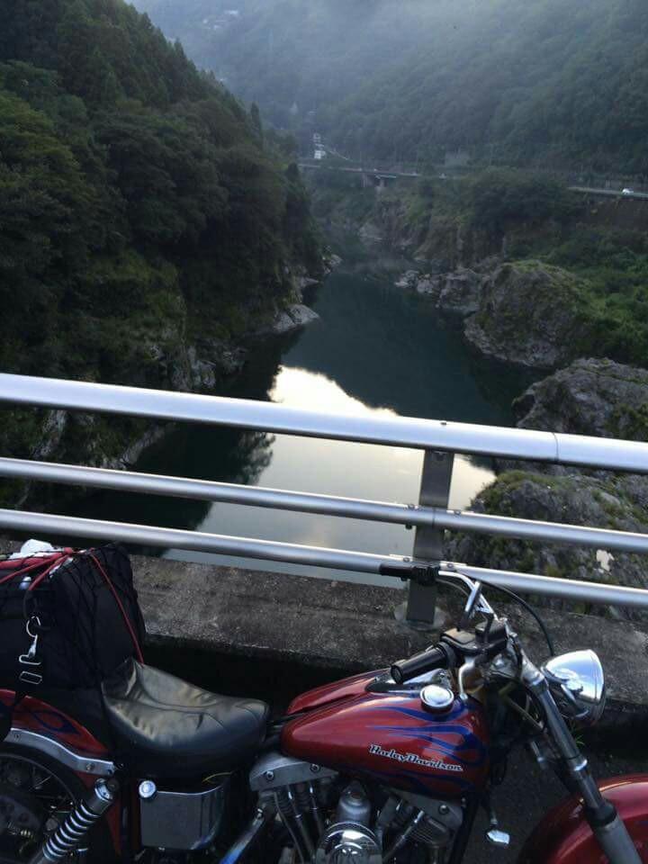 室戸岬から新居浜に向かう途中の大歩危渓谷。_Photo_17-09-07-08-58-00.287
