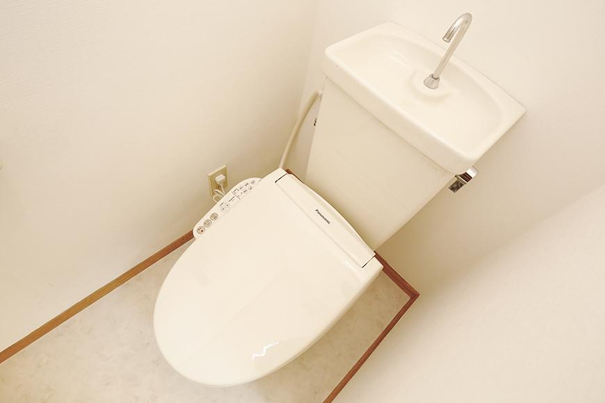 【TOMEI-BASE】トイレ_ウォシュレットを新品に交換完了!_MG_9820