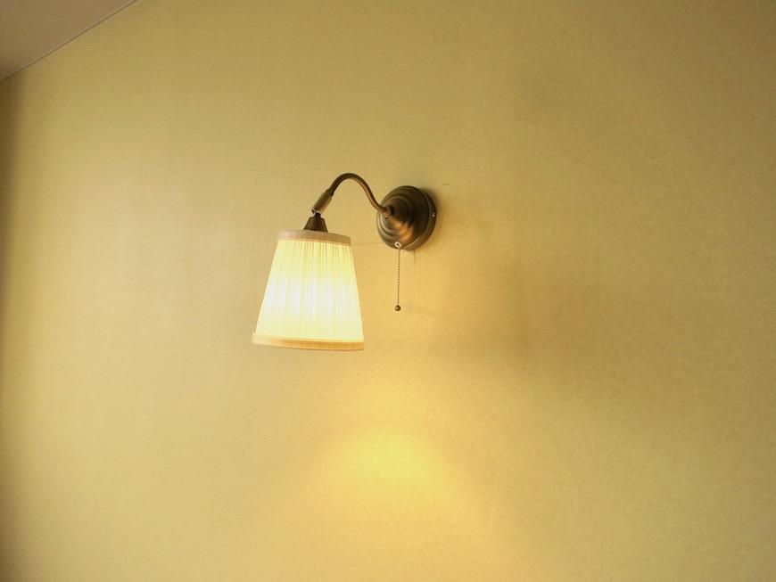 THe PLace  お洒落な照明がある空間はそれだけで素敵度が増しますね。