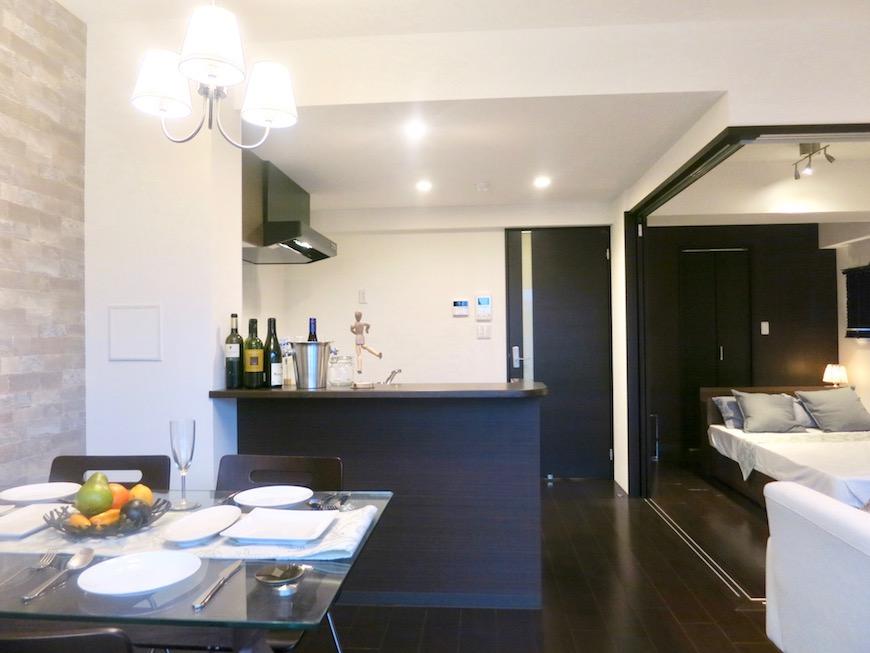 ラヴィータ泉 Cタイプ23 賃貸マンションのモデルルームです。