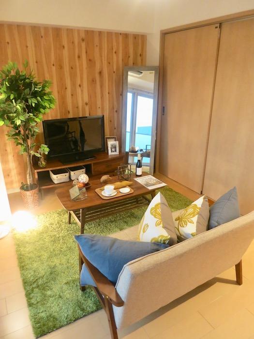 ラヴィータ泉 北欧テイストのお部屋。1LDK Aタイプ17
