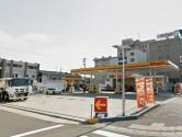 【ガソリンスタンド】昭和シェル石油_セルフ昭和橋通SS