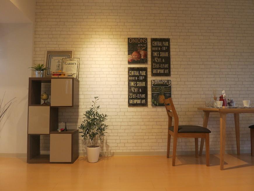 ラヴィータ泉 北欧テイストのお部屋。1LDK Aタイプ3