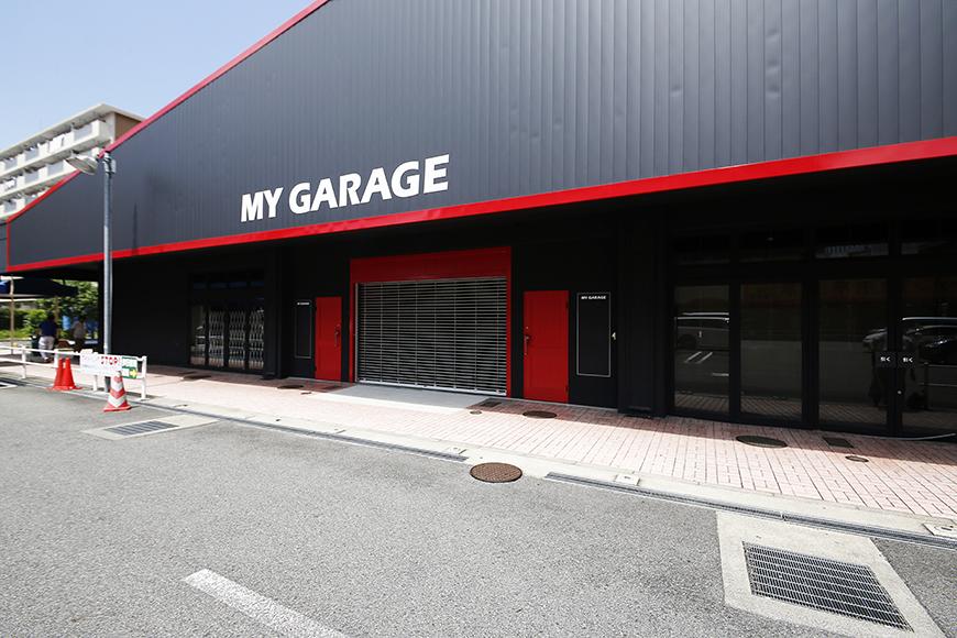 【MYGARAGE】ガレージへの導線7_MG_4983