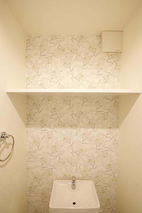 【Gstyle栄東】水回り_トイレ頭上の棚です_MG_9045