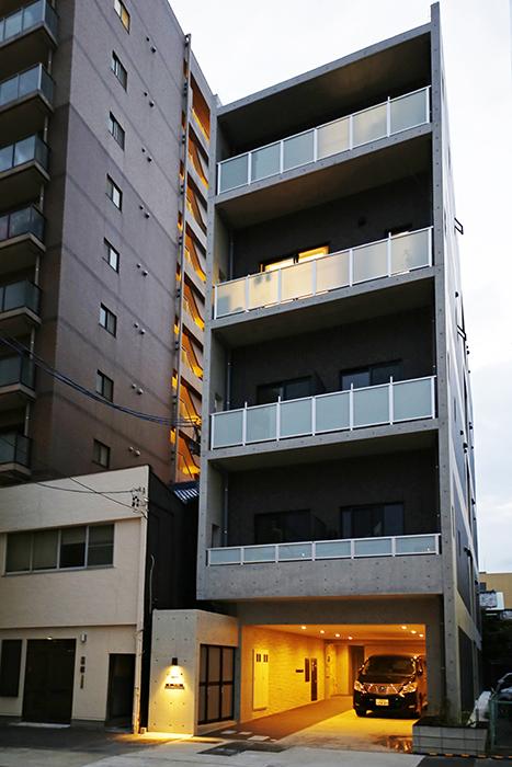 【Gstyle栄東】建物外観_MG_9209