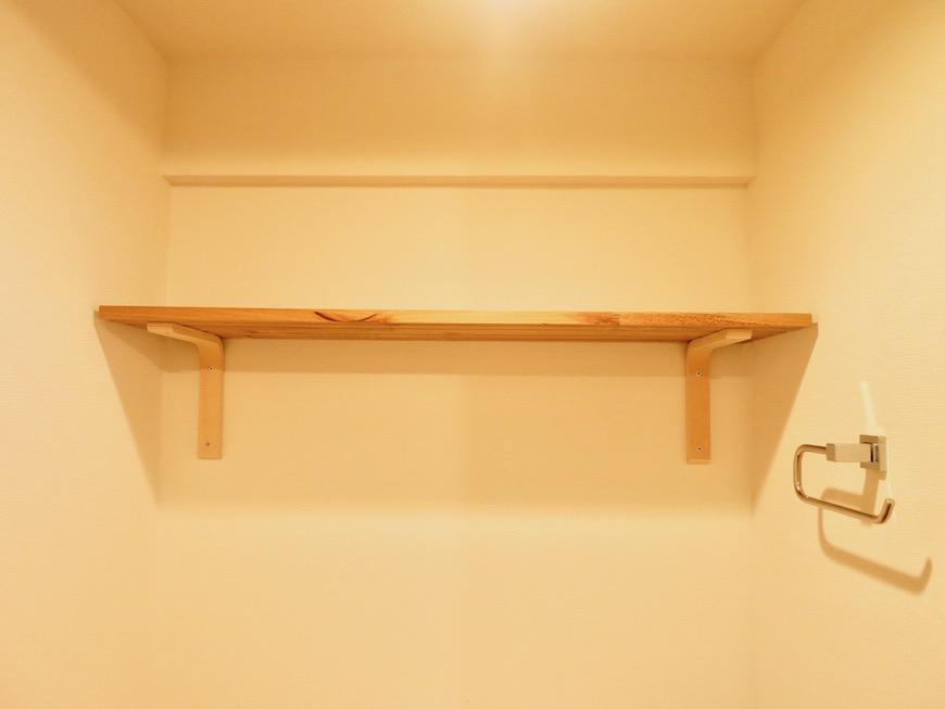 7C ナゴヤマンション今池 ナチュラルお洒落なトイレ TOMOS 2