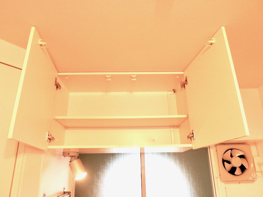 7C ナゴヤマンション今池 ナチュラルホワイトの可愛いキッチン TOMOS 10