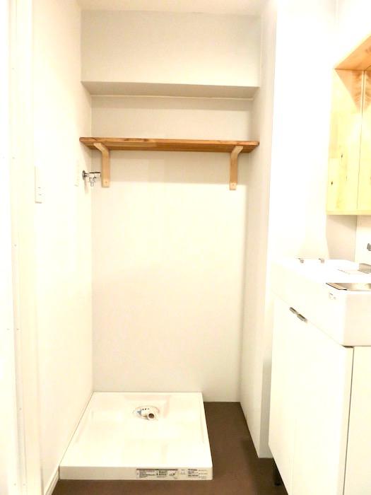 7C ナゴヤマンション今池 バスルーム脱衣スペース TOMOS 2