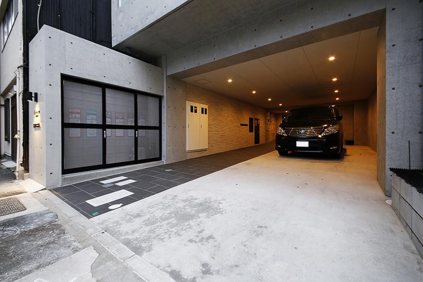 【Gstyle栄東】建物エントランス付近_MG_9136s