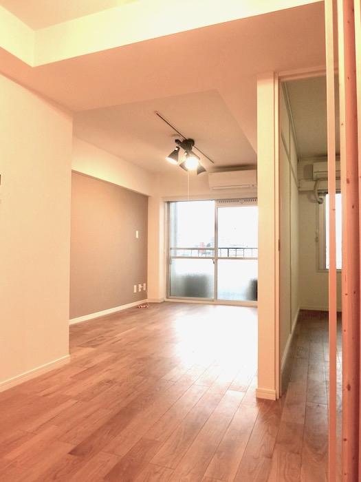 7C ナゴヤマンション今池 温かい無垢の床が広がるお部屋 TOMOS 12