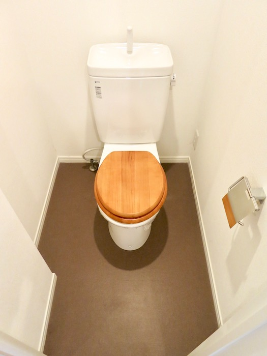 7C ナゴヤマンション今池 ナチュラルお洒落なトイレ TOMOS 3