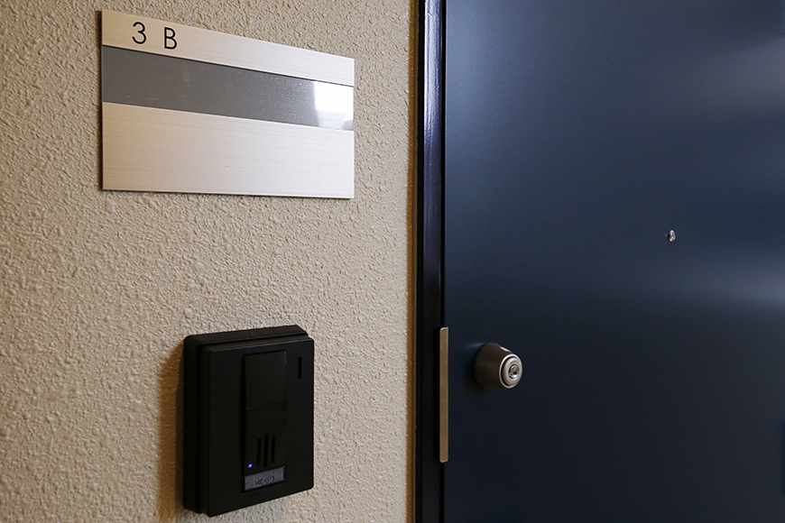 【Gstyle栄東】玄関ドア・インターフォン_MG_8629