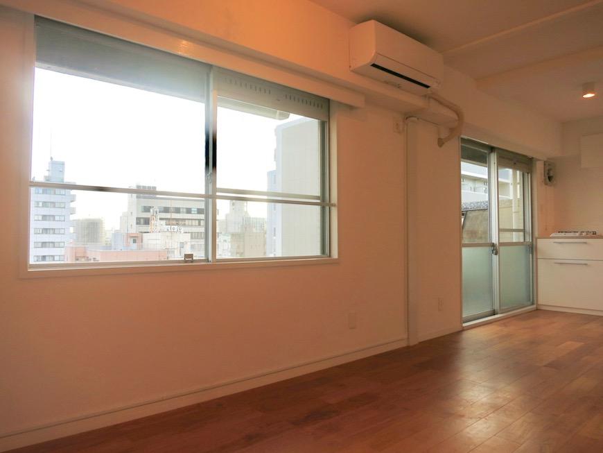 7A ナゴヤマンション今池  窓からの光もたくさん入ります。 TOMOS 3
