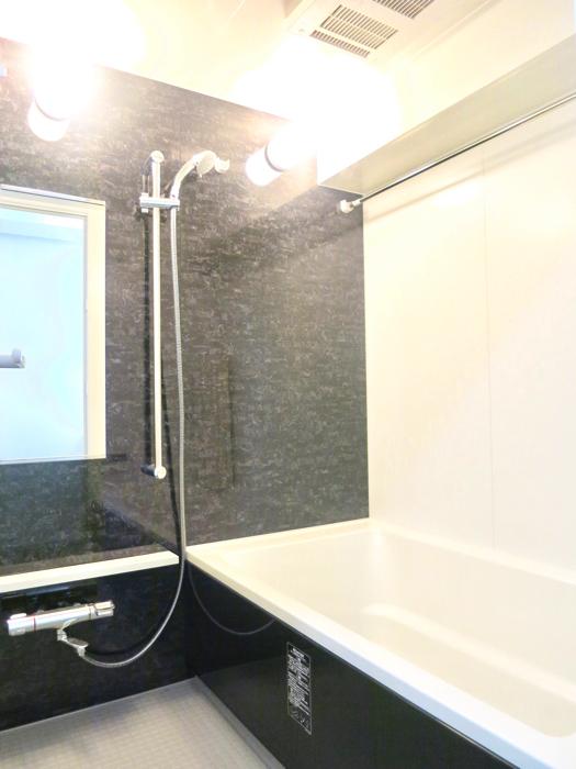 RINASCERE 802号室 B-TYPE トイレ&サニタリー&バスルーム3