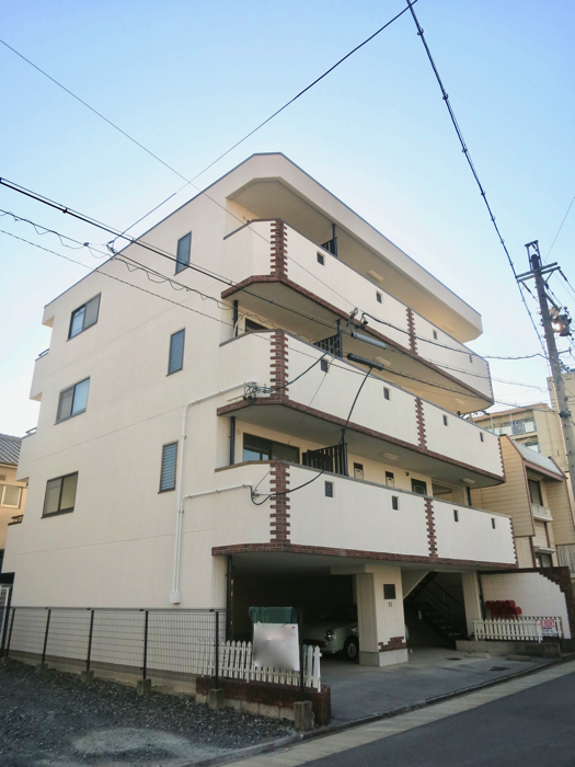 MA MAISON 弐番館 外観・共用  Apartments for rent in Nagoya-City 9