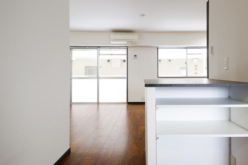 【BELLE PARK FRONT】二面の窓で明るい洋室_MG_8395