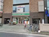 【BELLE PARK FRONT】周辺環境_ローソンストア100_栄五丁目店