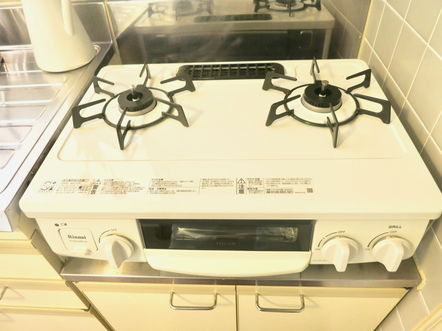 ホワイトレンガが素敵な北欧風キッチン MA MAISON 弐番館7