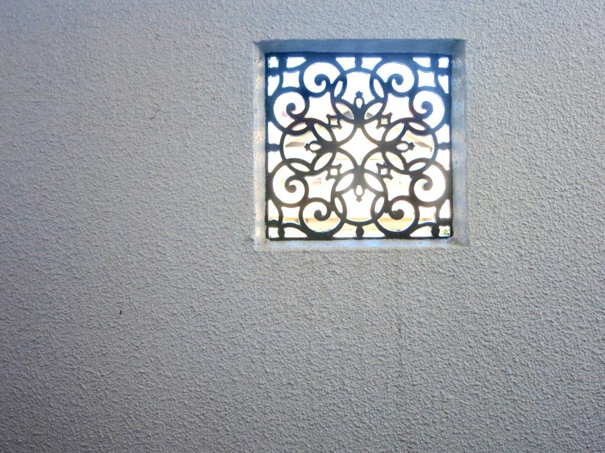ベランダのくりぬきアイアン柄が素敵です。IMG_2005MAISON 弐番館
