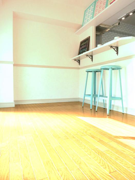 日当たりのいいダイニング空間。MA MAISON 弐番館3