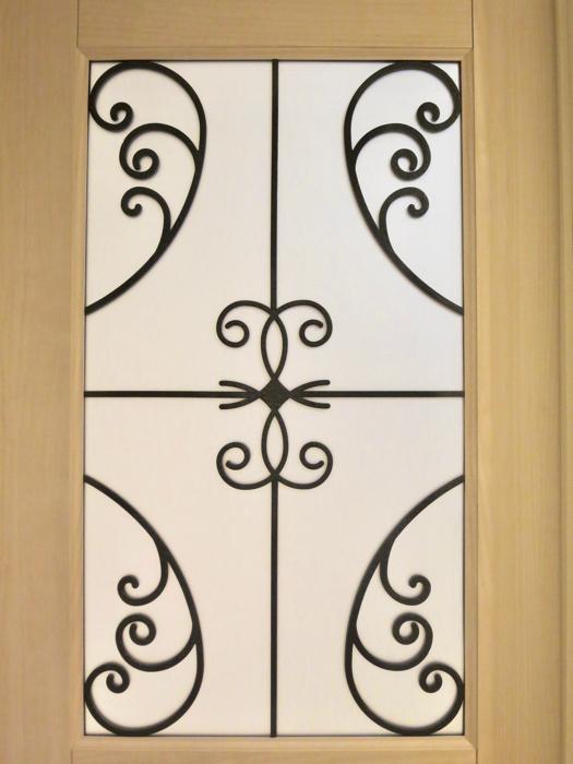 エステート楠  廊下のおしゃれデザインの扉203
