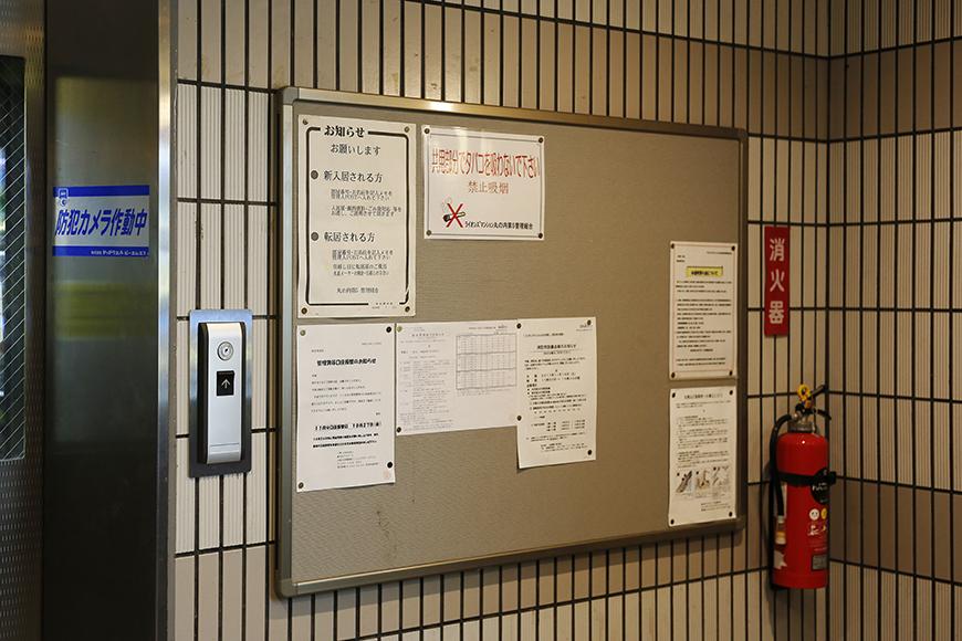 【TOMOS丸の内】エレベータホール付近_MG_8069