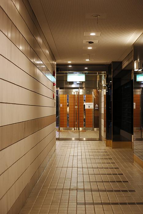 【TOMOS丸の内】建物内共有部分(廊下)_MG_8072