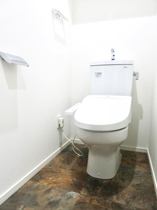 RINASCERE 802号室 B-TYPE トイレ&サニタリー&バスルーム1