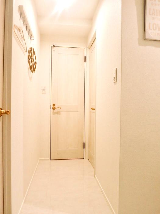エステート楠 ホワイトでエレガントな玄関3