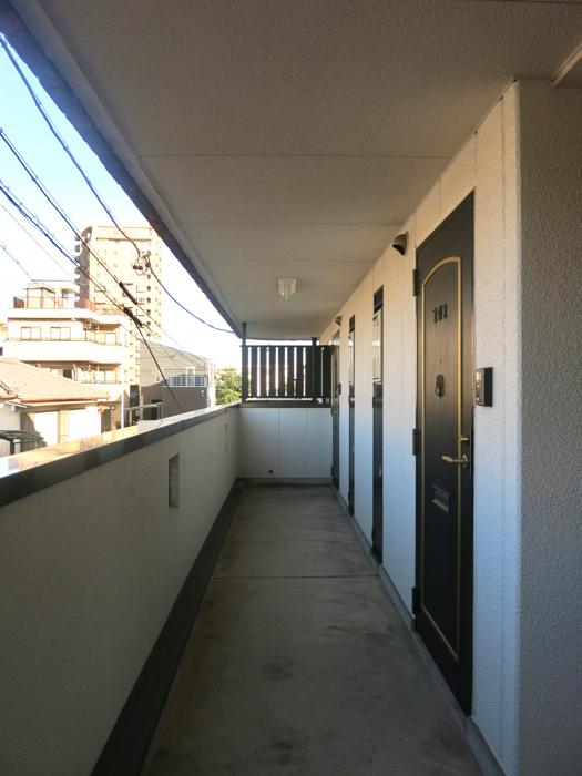 MA MAISON 弐番館 外観・共用  Apartments for rent in Nagoya-City 5