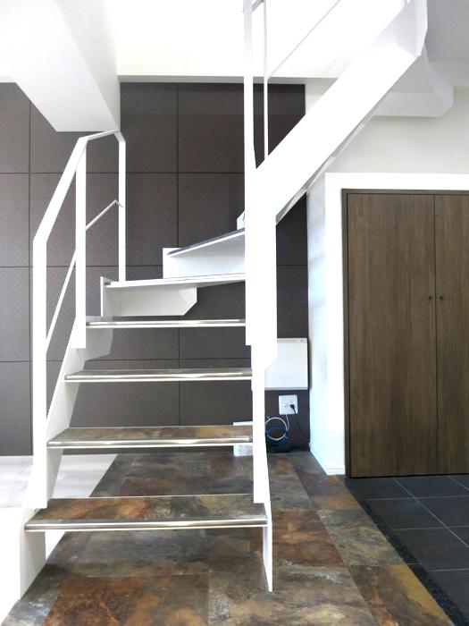 RINASCERE  902号室 デザインが素敵な階段24