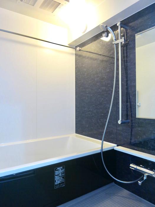 RINASCERE 902号室 2F サニタリールーム&バスルーム2