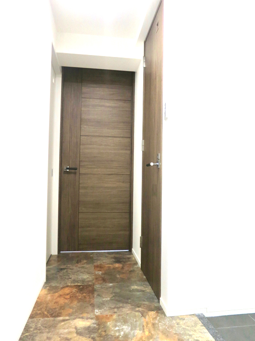 RINASCERE 802号室 B-TYPE 玄関周り3