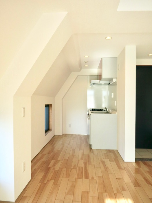 AZUR JOSAI 5B キッチンスペース。IMG_3443