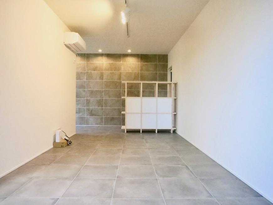 コレクション城西 North  201号室 シンプルなモダン空間。2