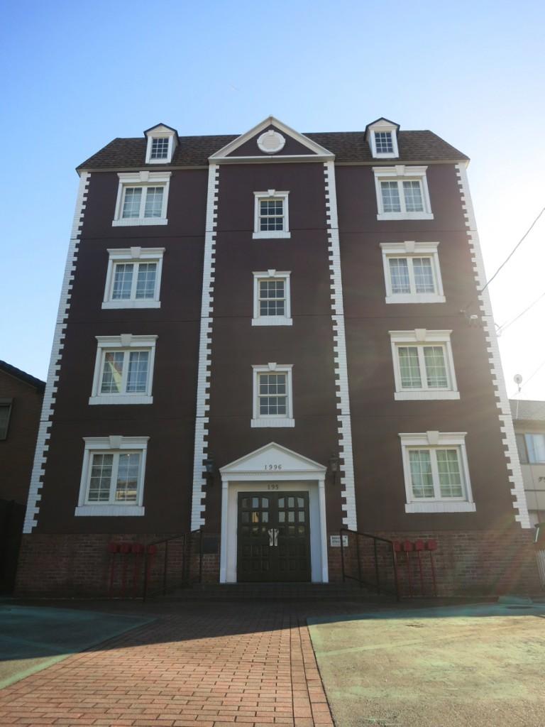 MA MAISON 参番館  外観・ロンドン ケンジントンにある建物をイメージして造られた外観 30