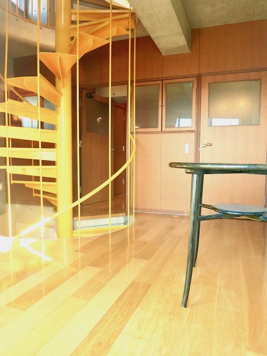 ARK HOUSE SOUTH 6A 7階(2階部分)IMG_2866