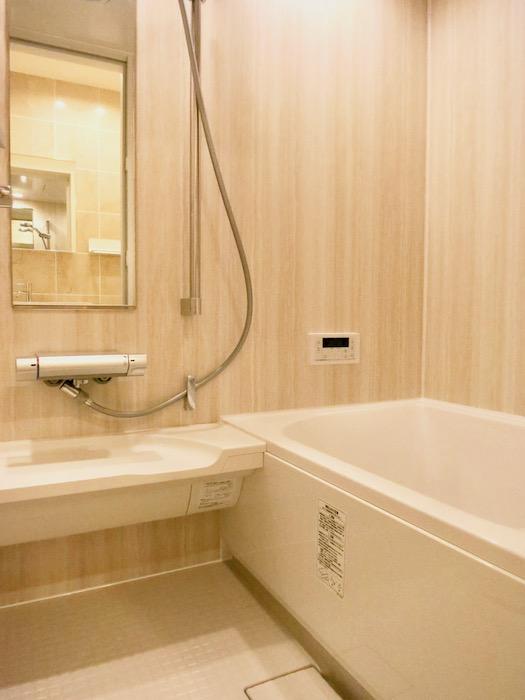 コレクション城西 North  102号室 サニタリー&トイレ&バスルーム。0