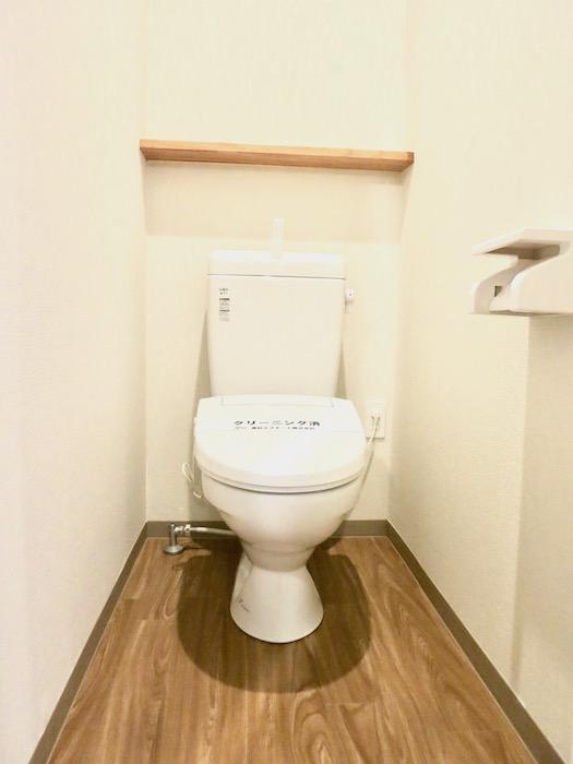 グランスイート黒川テラス。トイレ。IMG_2715