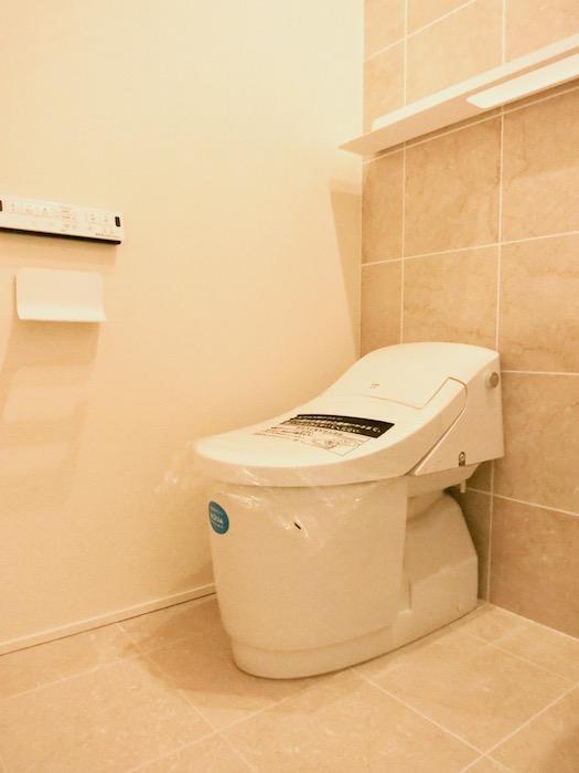コレクション城西 North  102号室 サニタリー&トイレ&バスルーム。2
