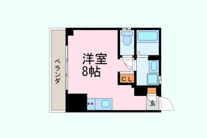 【ZUISEI BLD】401号室_間取り図