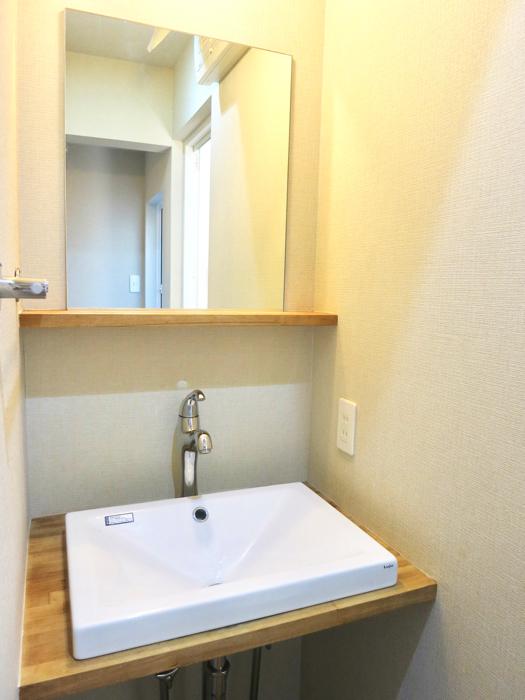 グランスイート黒川テラス 101号室 化粧台はシンプルに。 8