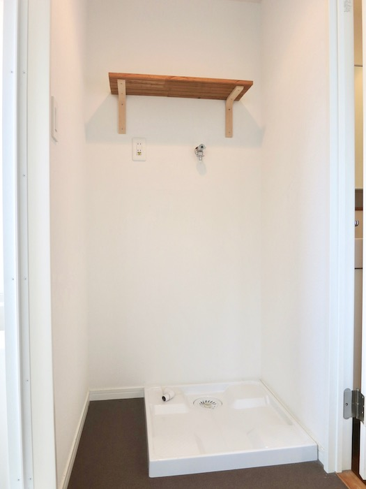 TOMOS Imaike (ナゴヤマンション今池)7B サニタリールーム&バス&トイレ。3