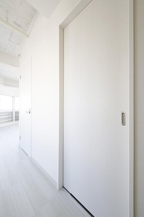 【MIYAKODORI bldg】廊下_水周り_MG_3551