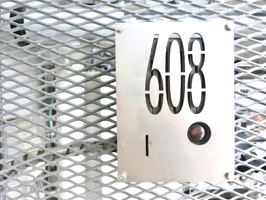 FLATS GAZERY 608号室1