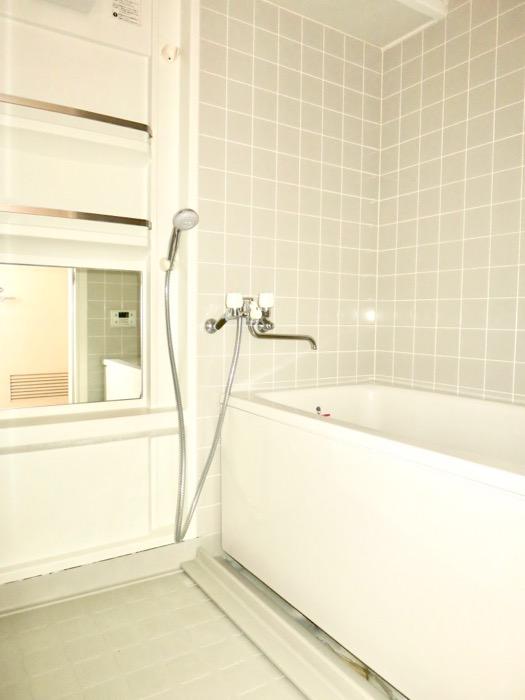 Ns21 やごと 爽やか色のサニタリー&バス&トイレ。1