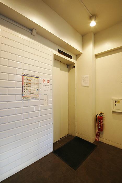 【MIYAKODORI bldg】エレベータホール_MG_3831